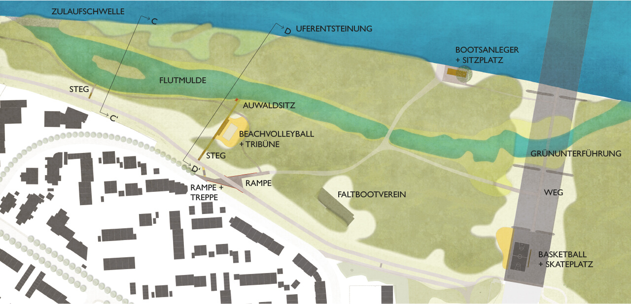 AAD-project-City-Park-Danube-Ingolstadt-Abb_10, Graphic by Studio Animal-Aided Design, Qingyu Liang